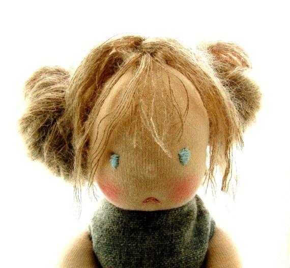 Louie Louie Bebe Waldorf dolls