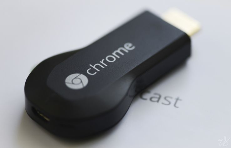 """Google Chromecast Is The Top """"Connected Device"""" App"""
