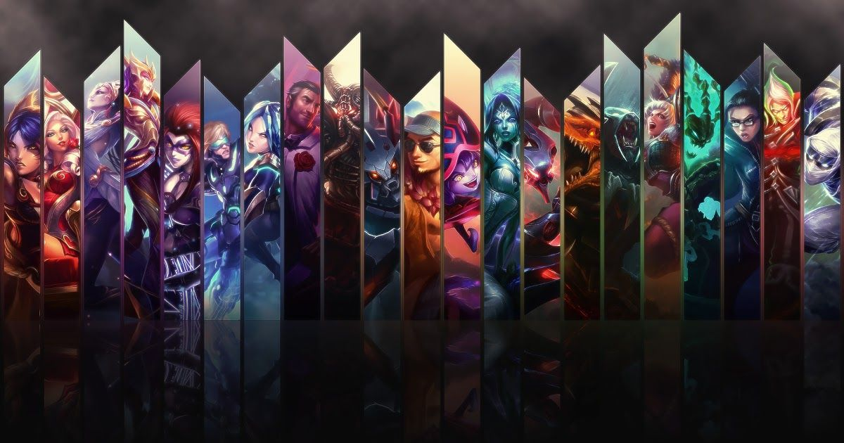 League Of Legends Wallpapers 1920x1080 Pack League Of Legends Adc Wallpaper 90 Images League Of Legends Backgrounds Wallpaper Cave Media G2 Esports Di 2020 Gambar