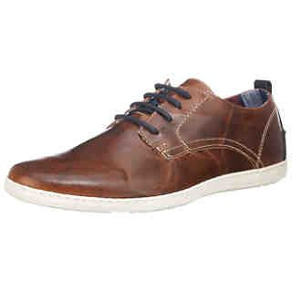 Shoe The Bear Miles L, Zapatos de Cordones Oxford para Hombre, Marrón (Brown), 42 EU