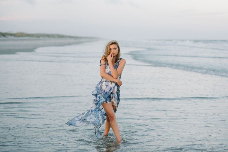 High School Senior Photography | Myrtle Beach | Pawleys Island Senior Pictures | Charleston High School Senior Photography
