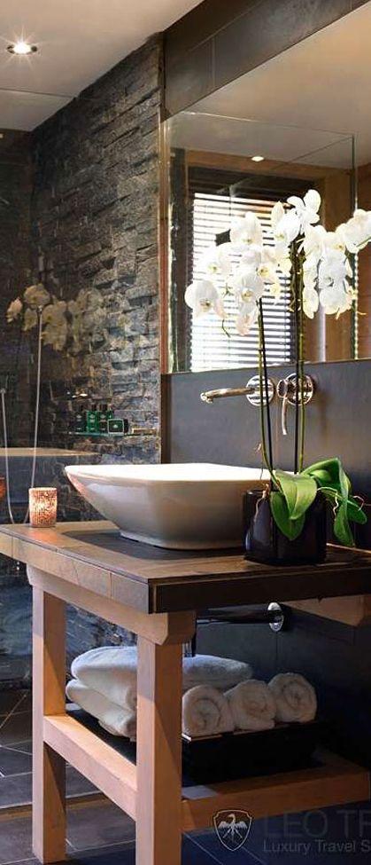 How to Create a Spa-Like Bathroom   Zen bathroom decor ...