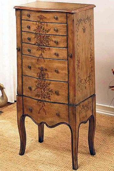 Jewelry armoire love this style Homey Pinterest Armoires