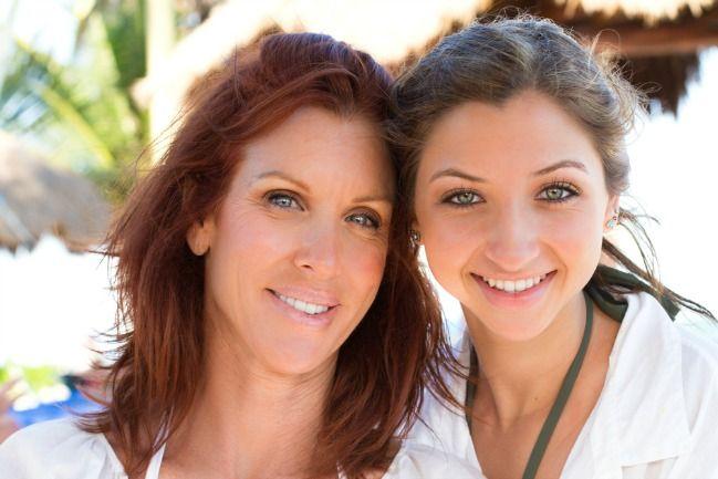Con 50 años eres mamá de adolescentes, ¿cómo manejarlo?