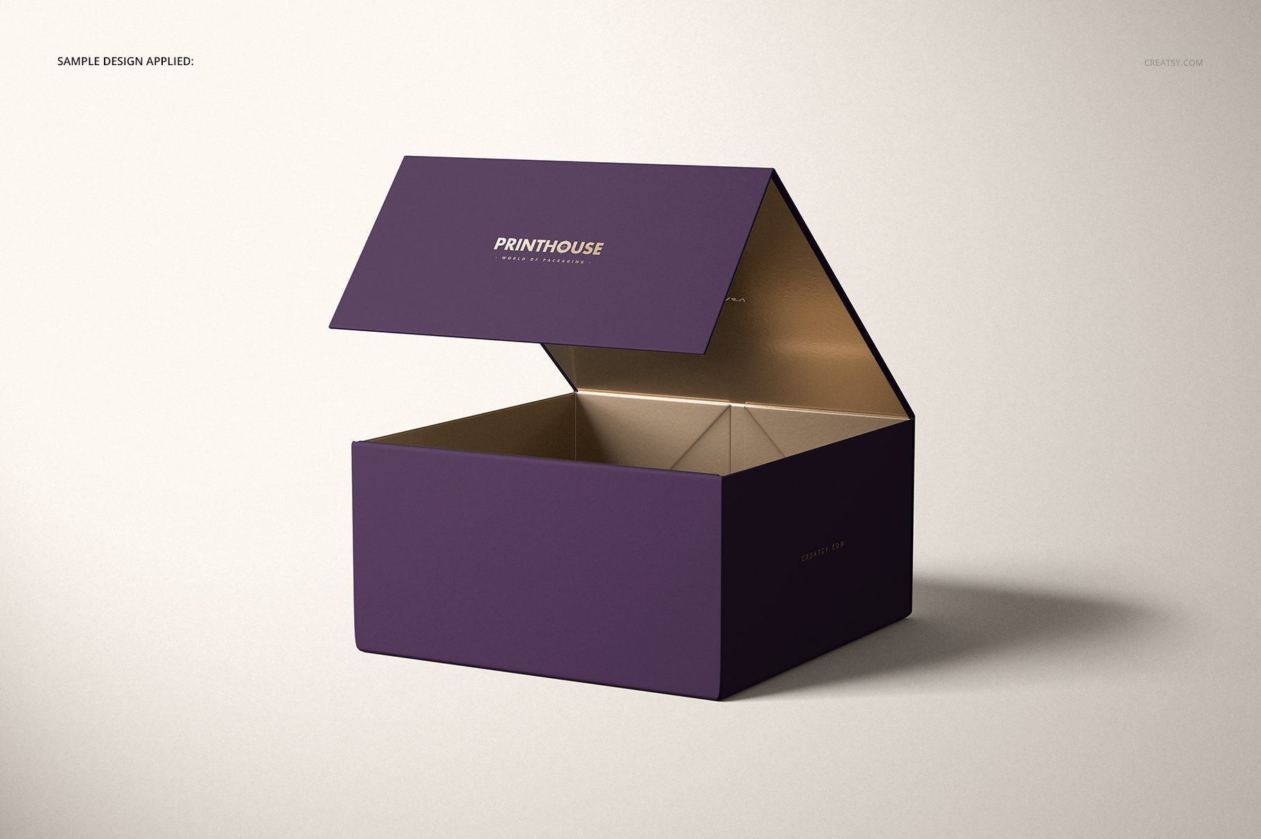 Download Magnetic Gift Box Mockup Set 02 Magnetic Gift Box Box Mockup Luxury Box Design