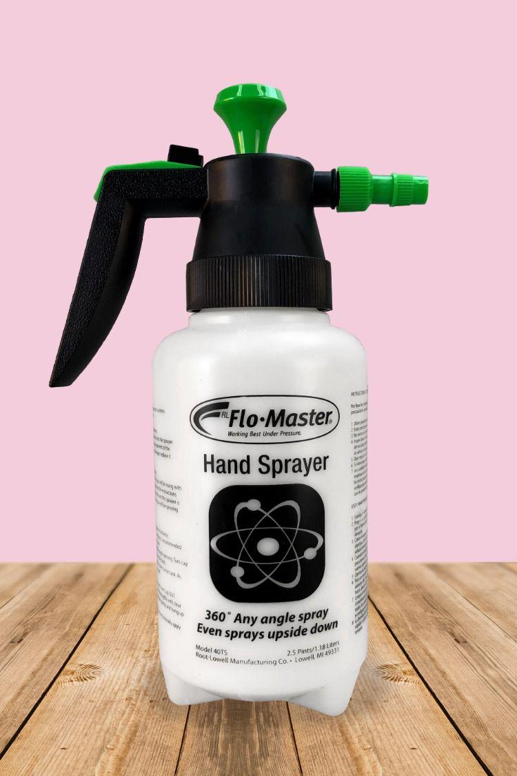 Rl Flo Master 360 Degree Any Angle Sprayer 1 1 Quart Walmart Com Sprayers Spray Spray Bottle