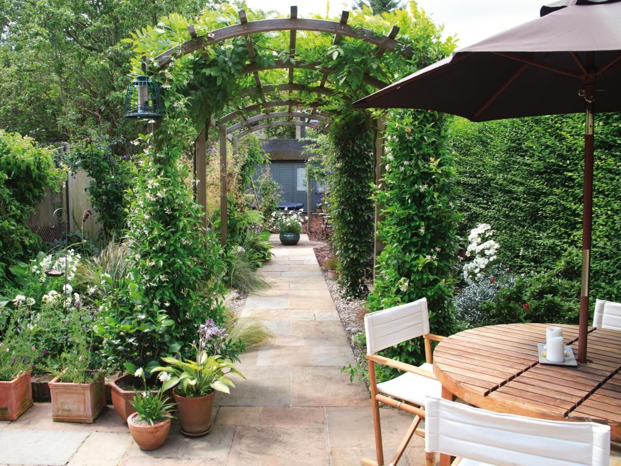Small Outdoor Space Design Ideas | Outdoor Spaces | Pinterest ...