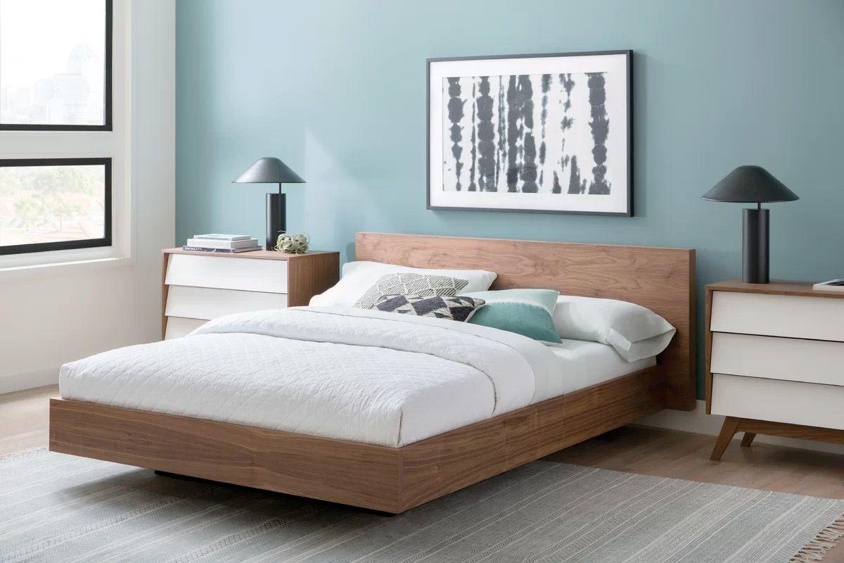 51 Modern Platform Beds To Refresh Your Bedroom Modern Platform