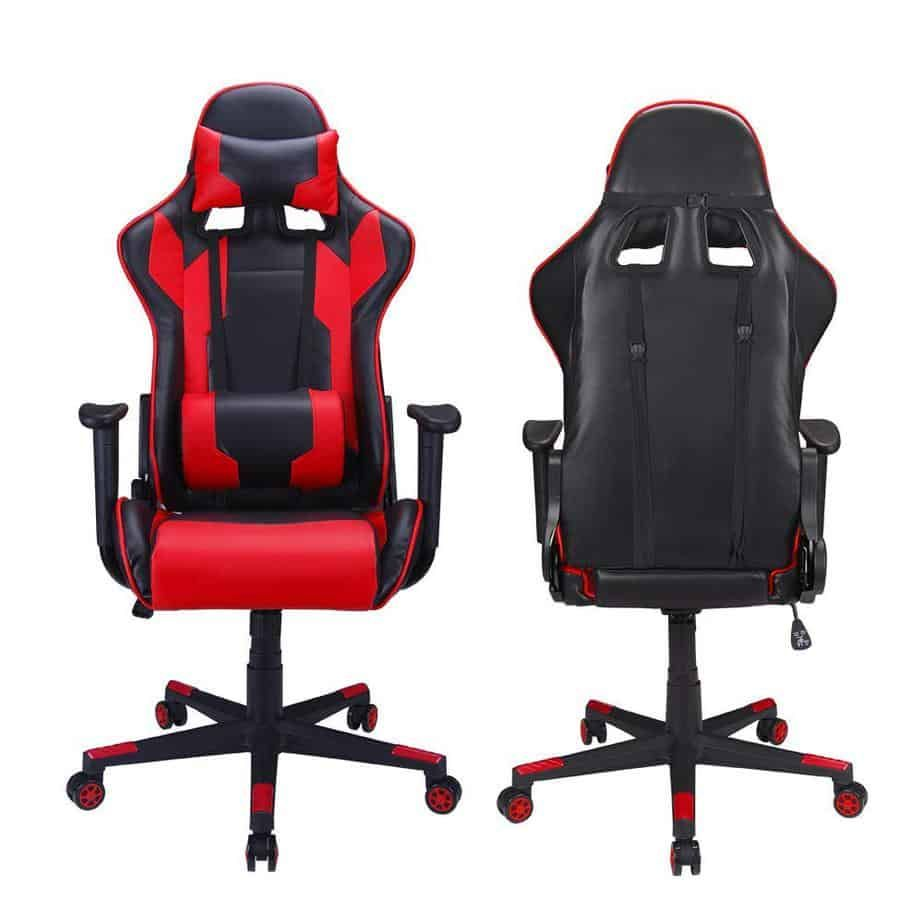 Essentials racing style chair by ofm ess3085 gaming