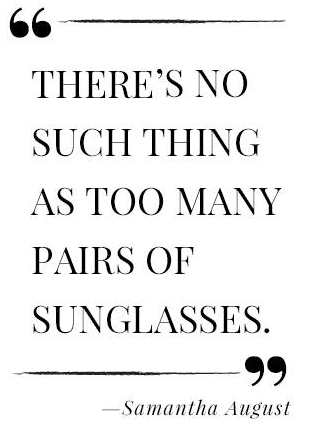 287006cdf9 Happy National Sunglasses Day!