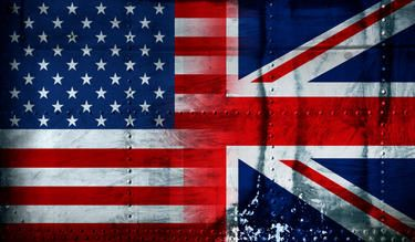Two Thoughts On The Special Relationship The Special Relationship Between The United States And Great Britain Is Referenced Tw Flag Uk Vs Usa British Flag
