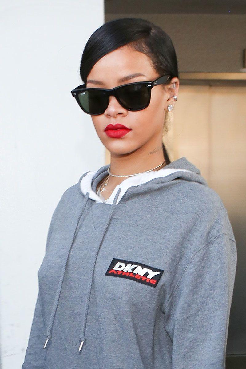 WHO: Rihanna WHERE: Los Angeles International Airport WHEN: November 14, 2014