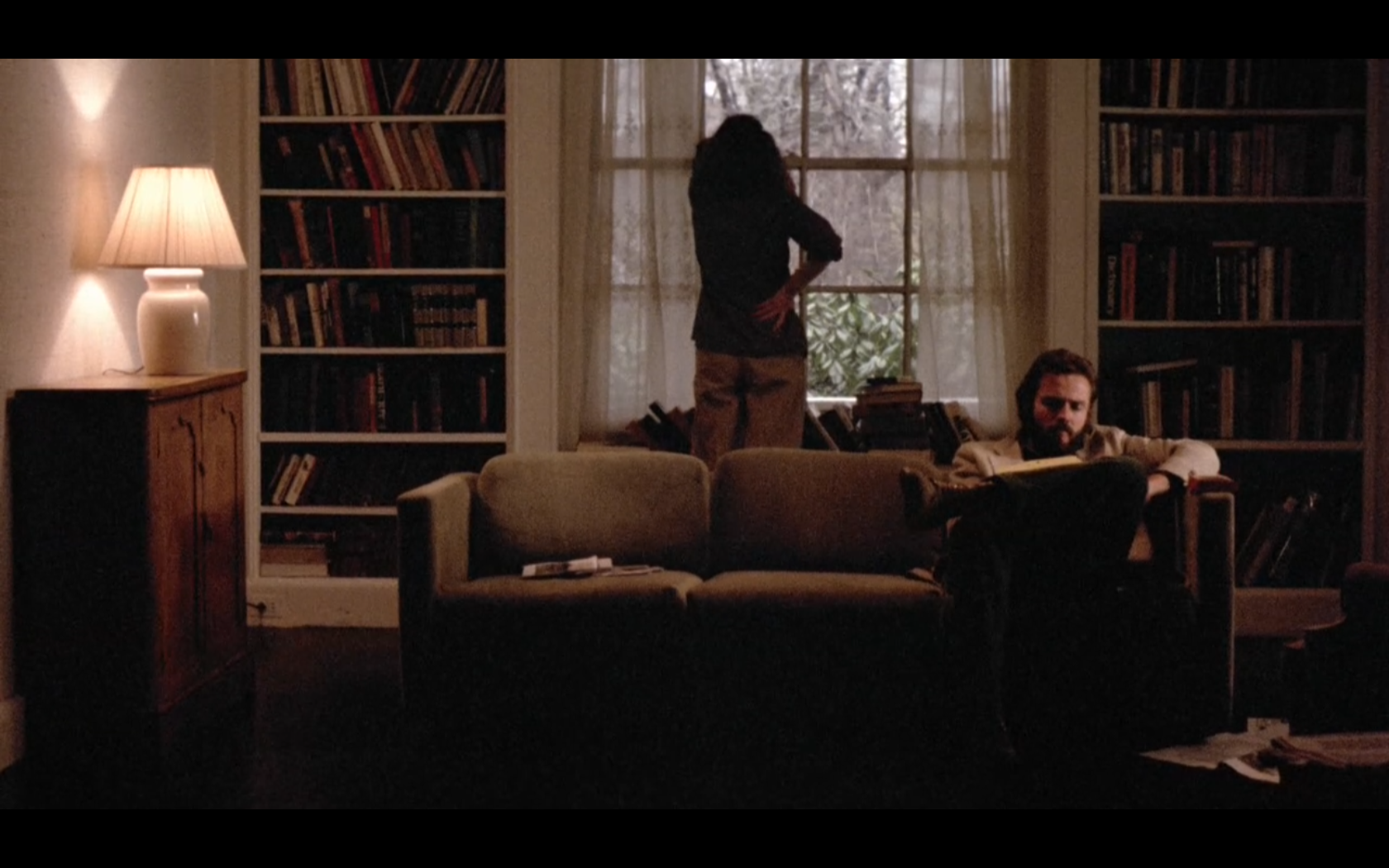 Charming Interiors, 1978 By Woody Allen. Cinematography By Gordon Willis.