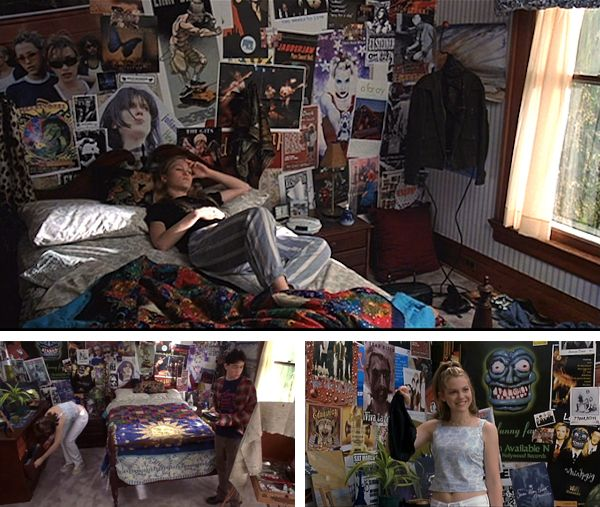 7 Best Bedrooms From TV & Movies
