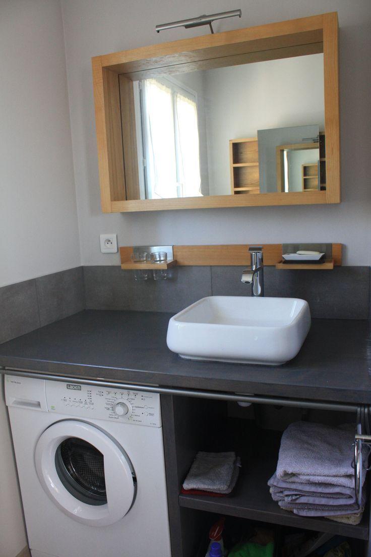 pingl par anta sur salle de bain pinterest salle de bain salle et meuble salle de bain. Black Bedroom Furniture Sets. Home Design Ideas