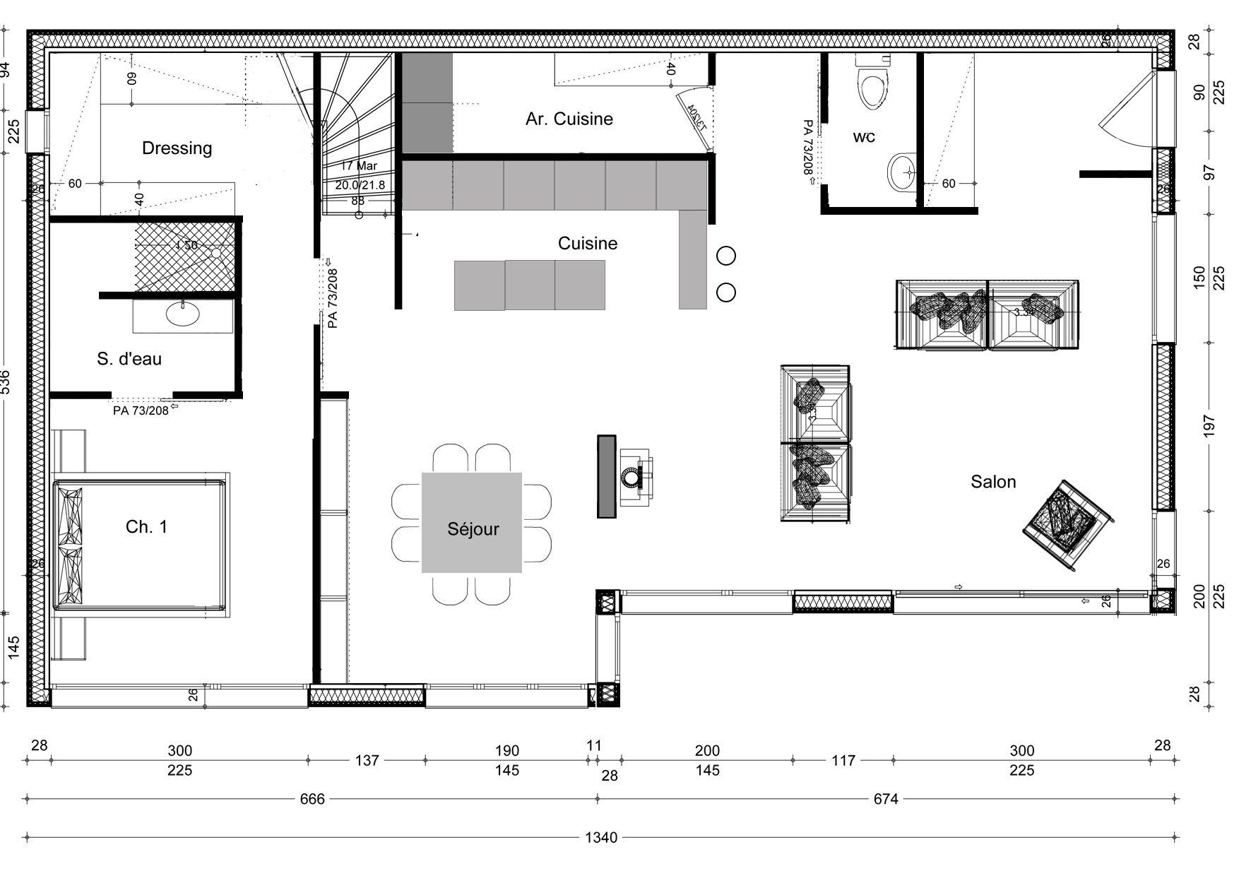 Plan Maison Inversee Maison Contemporaine Plan De Maison Gratuit Plan Maison Faire Plan Maison