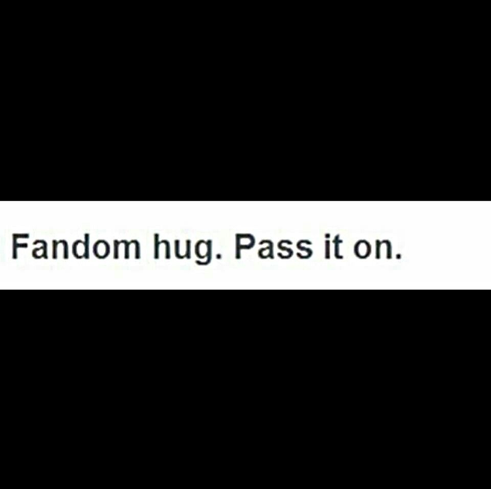 Pass it on..