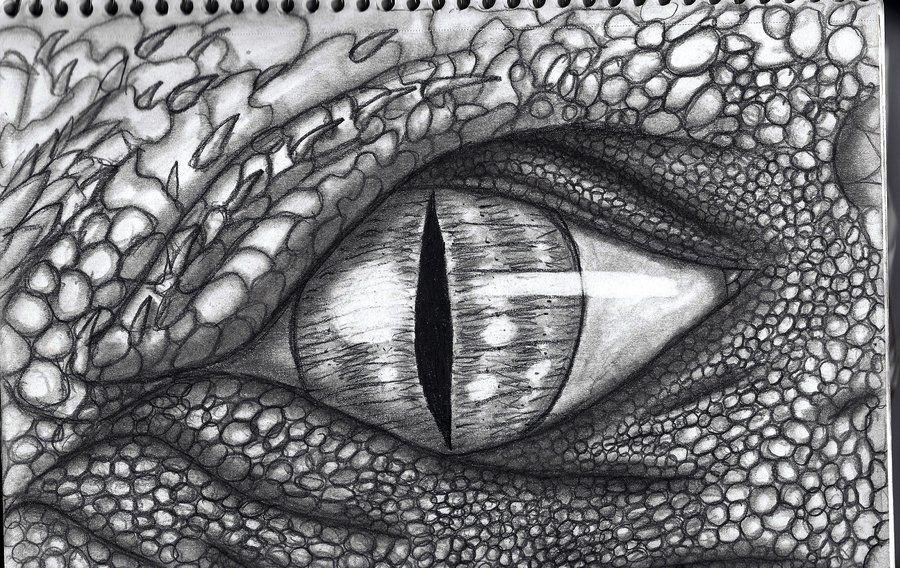Dragon eye by AnbuSwimNin on DeviantArt Dragon eye