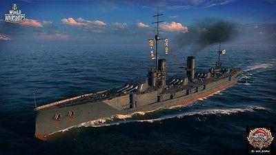 World Of Warships Wows Bonus Code Imperator Nikolai I Na Eu Asia Warship Wooden Ship Sci Fi Spaceship