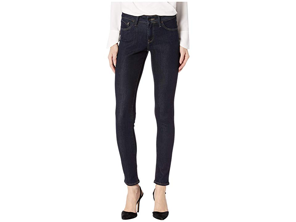 Mavi Jeans Alexa MidRise Skinny in Rinse Supersoft Rinse Supersoft Womens Jeans Sumptuous everyday skinnies The Alexa jean flaunts a mid rise contoured fit through the hi...