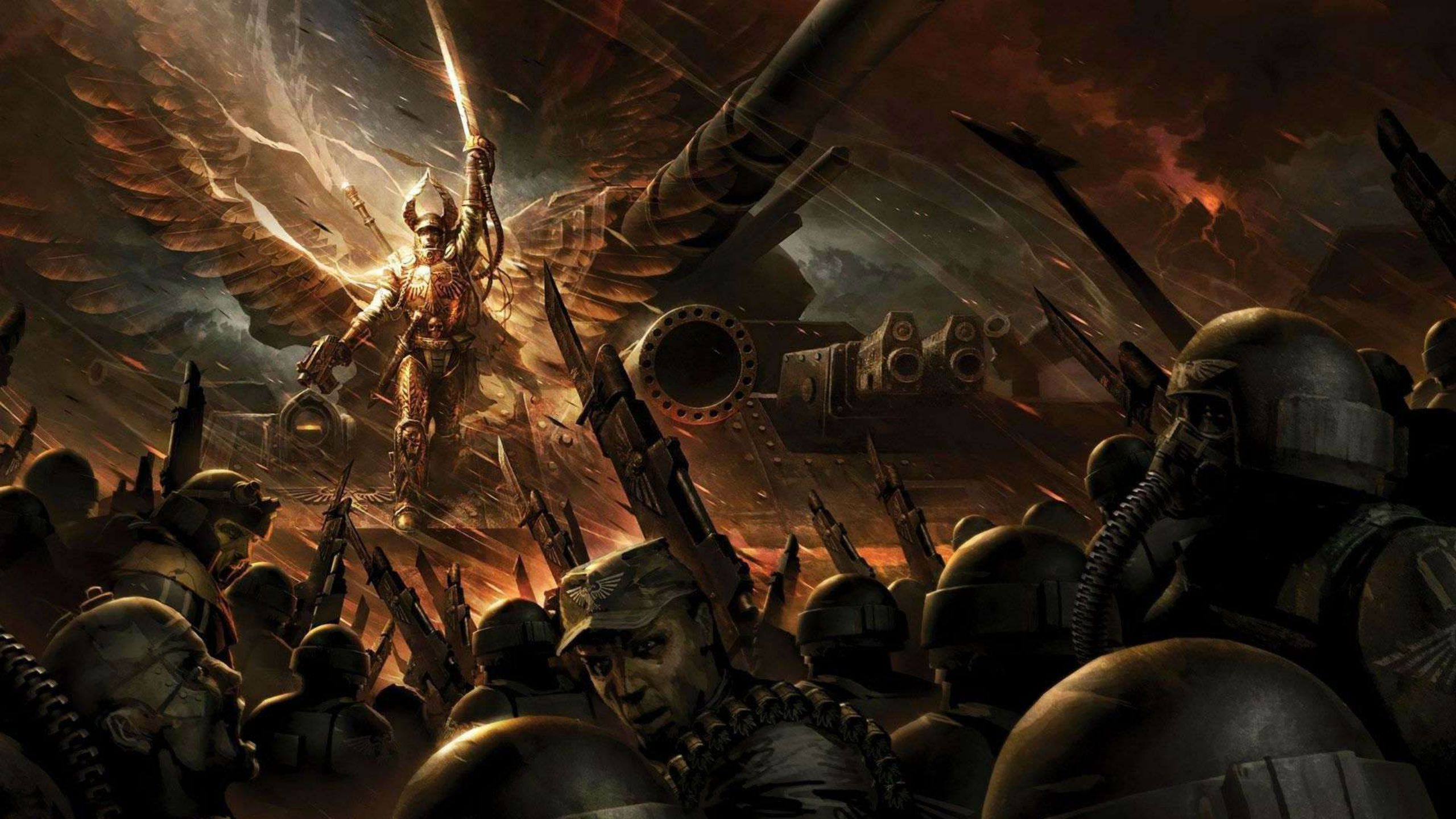 wh40k, imperial guard, hd wallpaper | ✨ wh40k | imperial guard