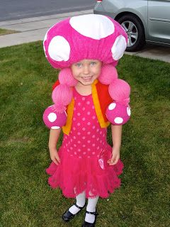 Toadette Costume - Super Mario Brothers | Our Halloween ...