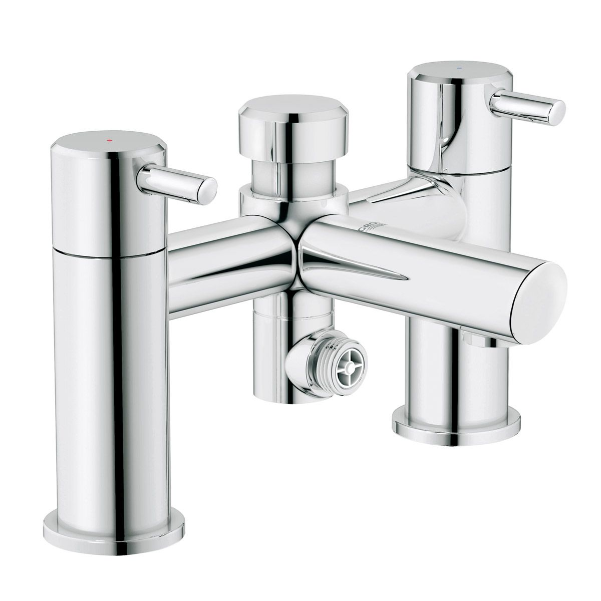 Grohe Concetto bath shower mixer tap | Bath shower mixer taps ...