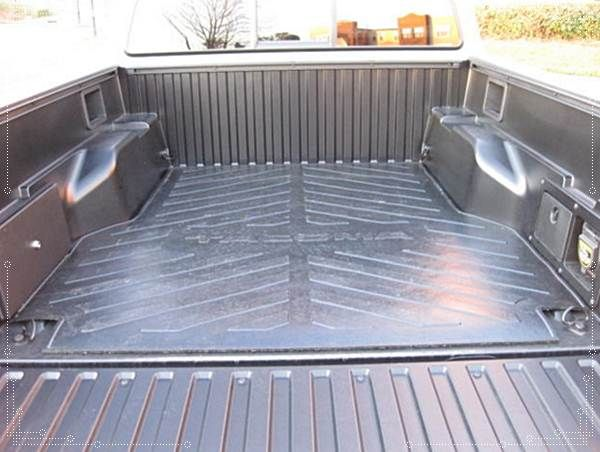 2016 Toyota Tacoma Bed Dimensions