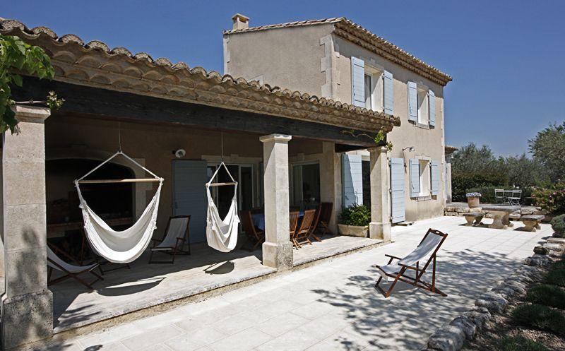 Saint-Rémy-de-Provence, Villa de vacances avec 3 chambres pour 6 - location saisonniere avec piscine privee