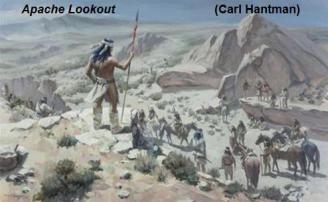 Apache Lookout (Carl Hantman) kp