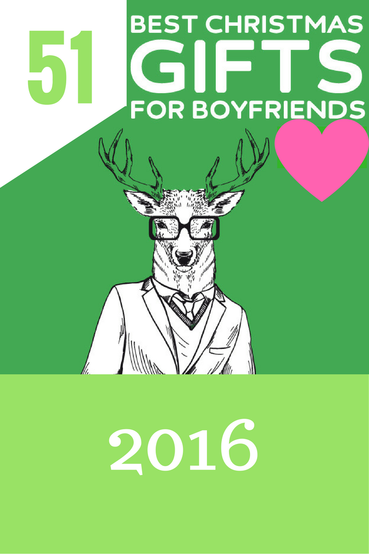 Christmas Gifts For New Boyfriend 2016