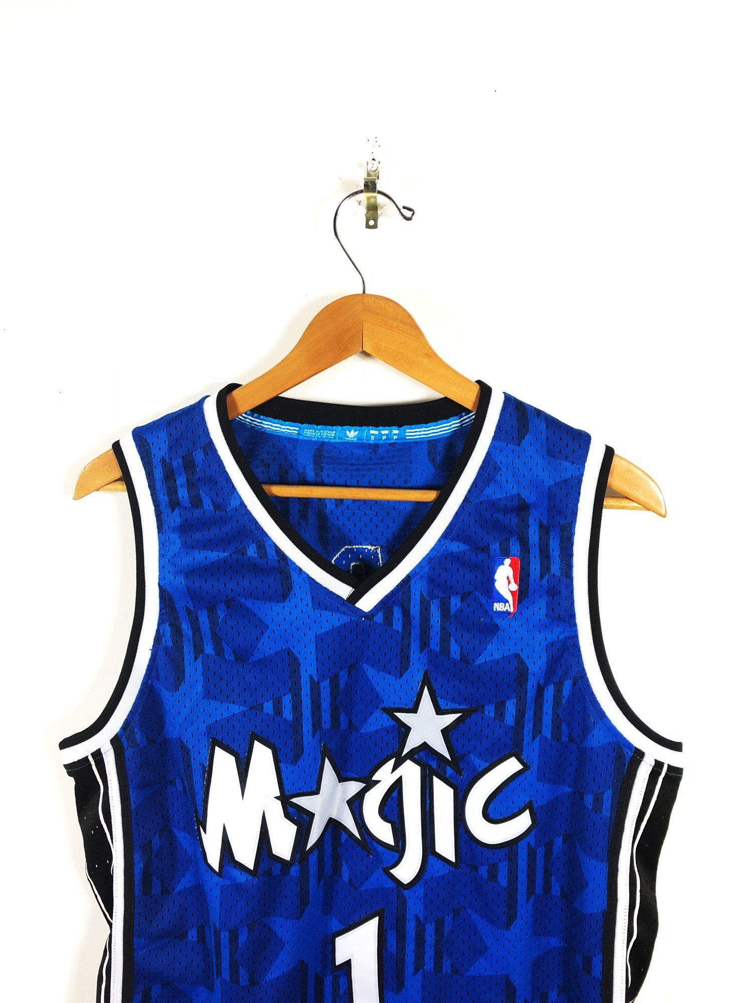 d5cabaed49b Orlando Magic Tracy McGrady Jersey — Checkmate