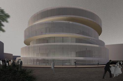 bordallo y carrasco arquitectos · Registro Civil de Madrid