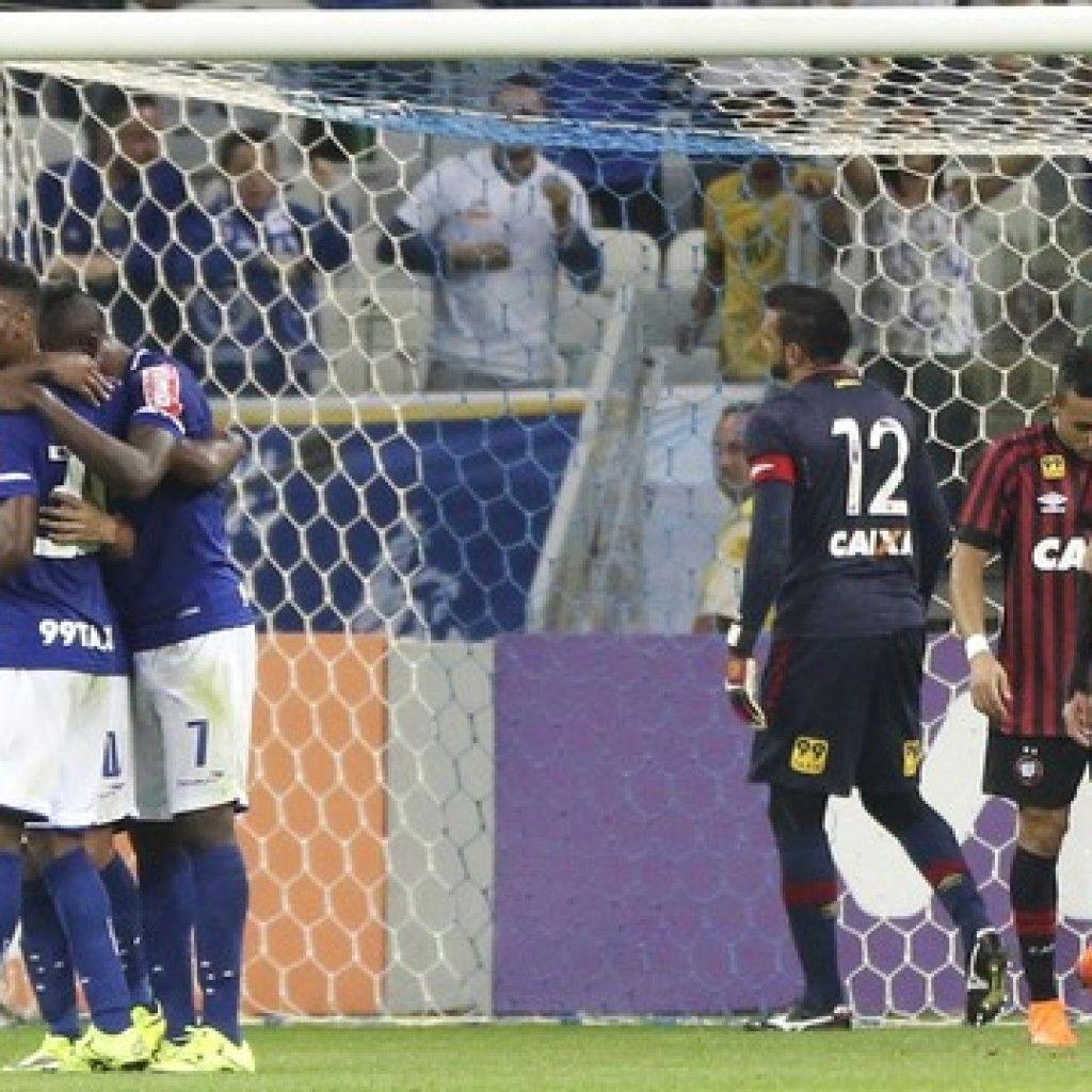 Após três jogos em que só lamentou a derrota, o torcedor do Cruzeiro voltou a celebrar uma vitória