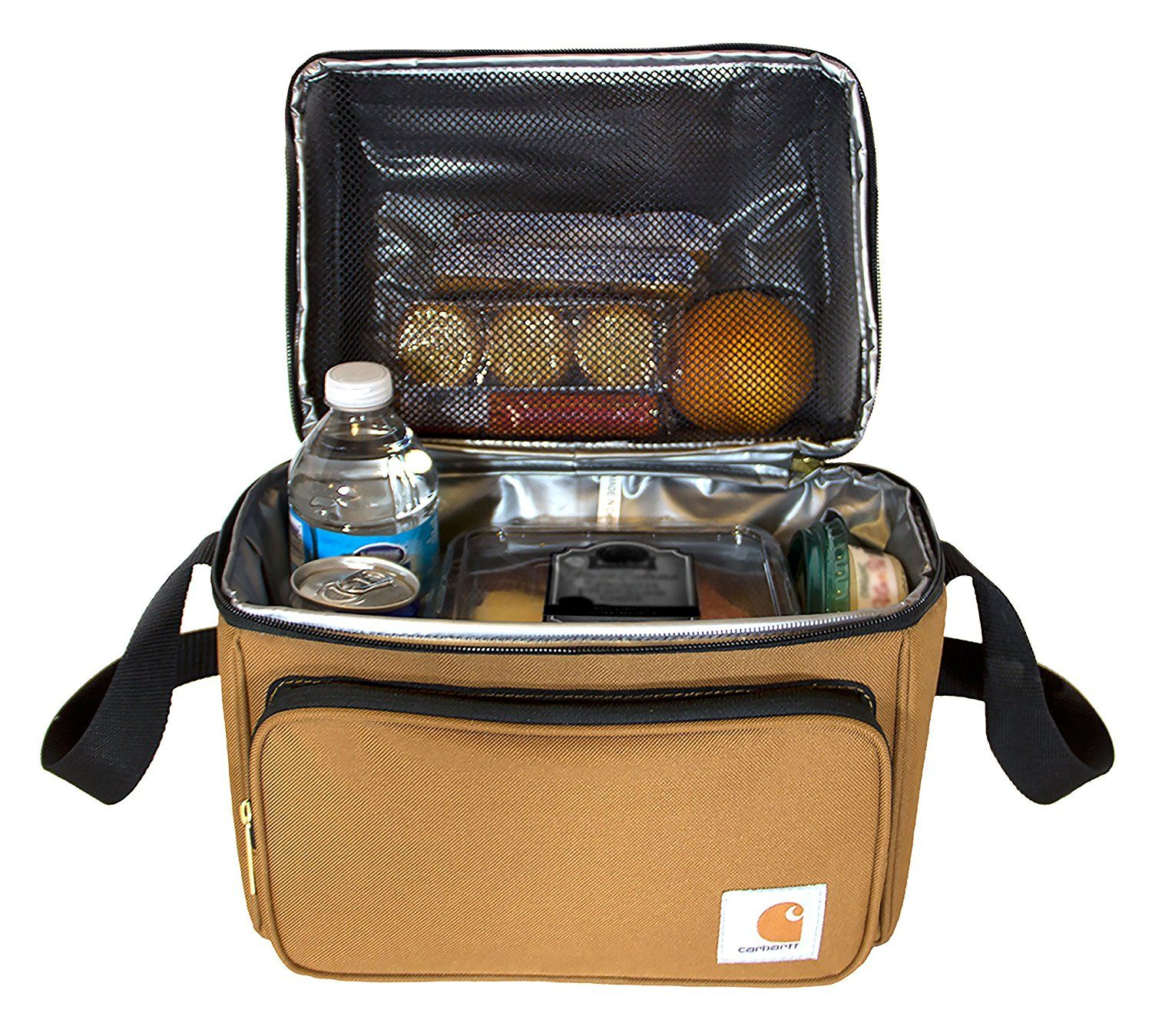 Carhartt Mens /& Womens Insulated Water Repellent Lunch Box