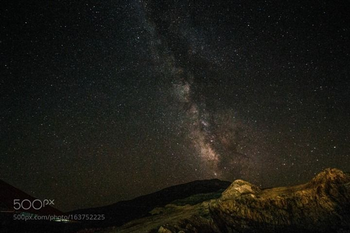 Milky way  Image credit: http://ift.tt/29SUfNw Visit http://ift.tt/1qPHad3 and read how to see the #MilkyWay  #Galaxy #Stars #Nightscape #Astrophotography