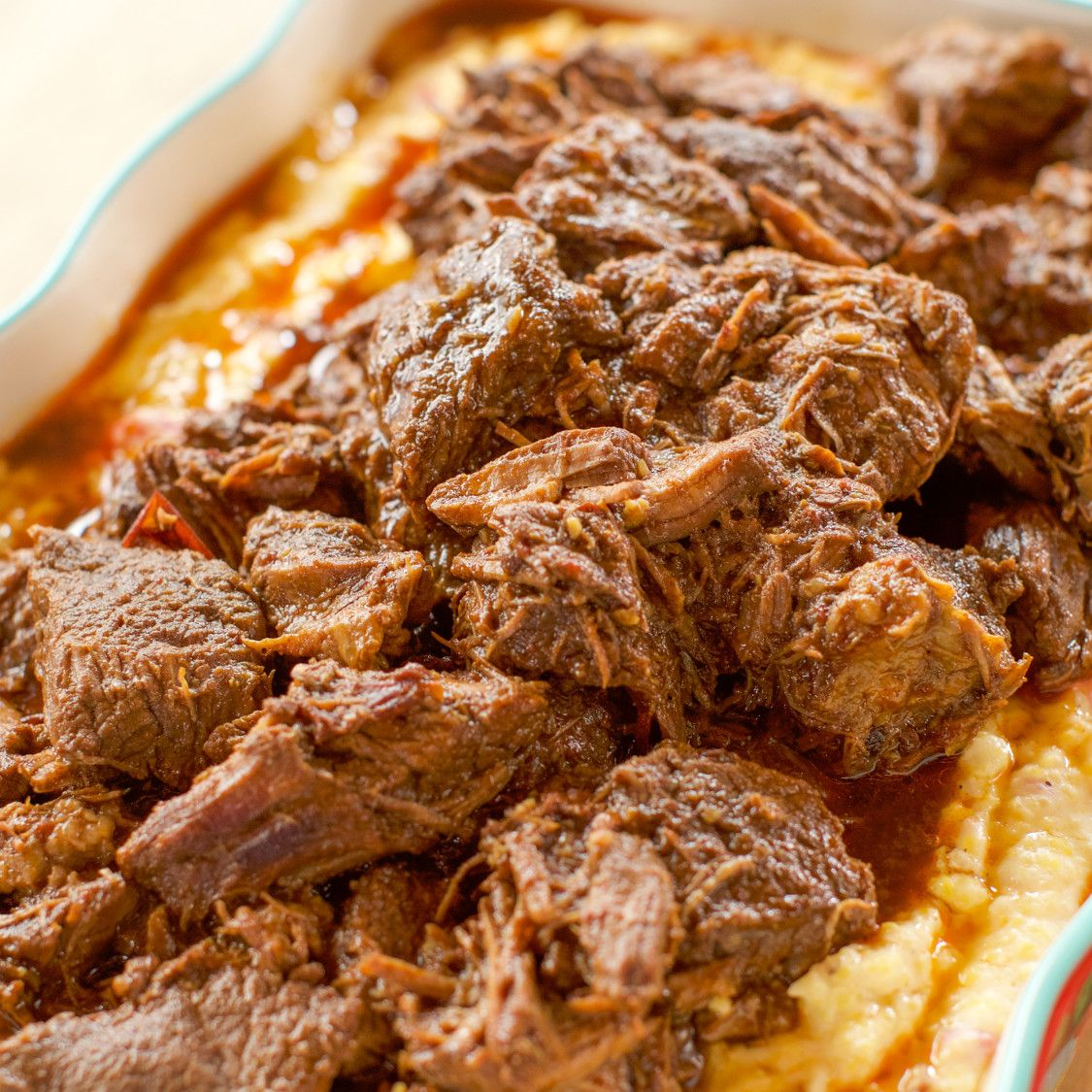 Spicy Stewed Beef Recipe Food Network Recipes Beef Pimiento Cheese