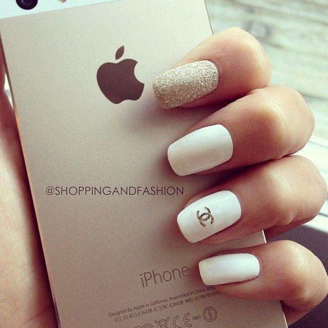 Pin de Ariana Quintanilla en uñas | Pinterest | Diseños de uñas ...
