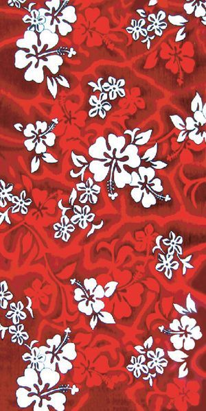 56e9e3bb6d9 12 Hawaiian Flowers Velour Beach Towels 30 x 60 Inch #039 | Hawaii ...