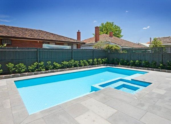 Best 12 Modern Pool Designs by Serenity Pools | Modern pools, Pool ...