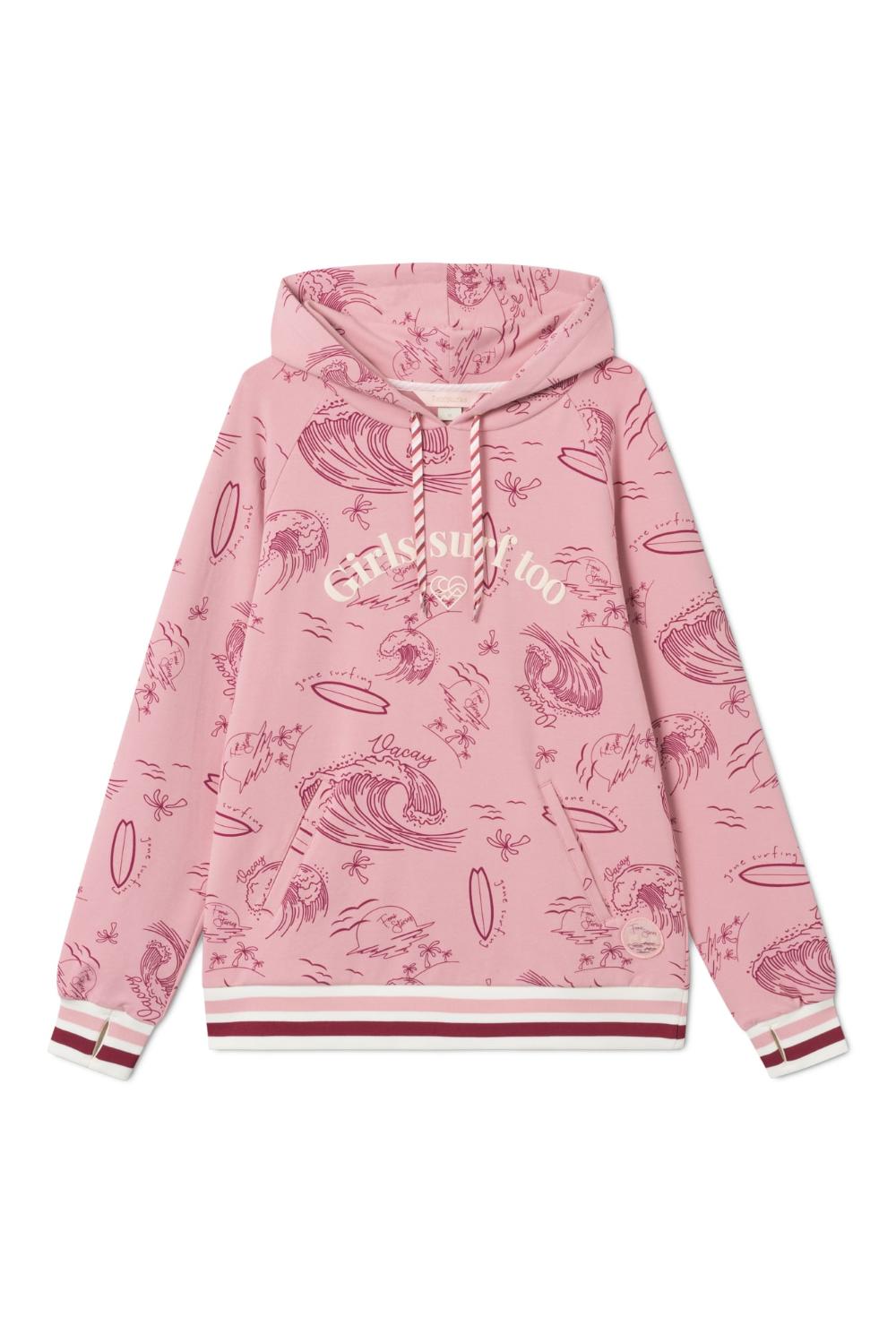 Bluza Pimpi Wave Pink Femi
