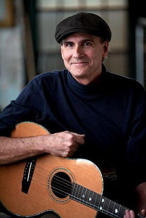 Legendary James Taylor to Cruise on Queen Mary 2 in 2014