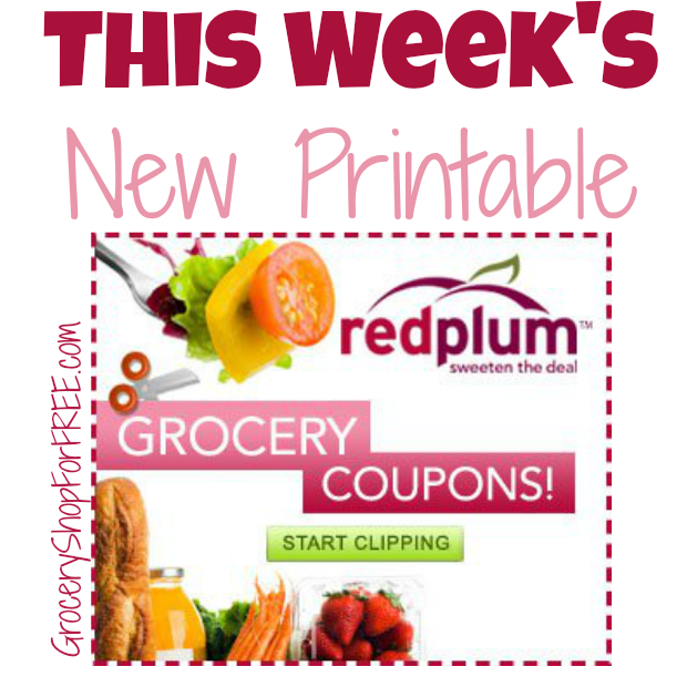 Red plum printable coupons canada