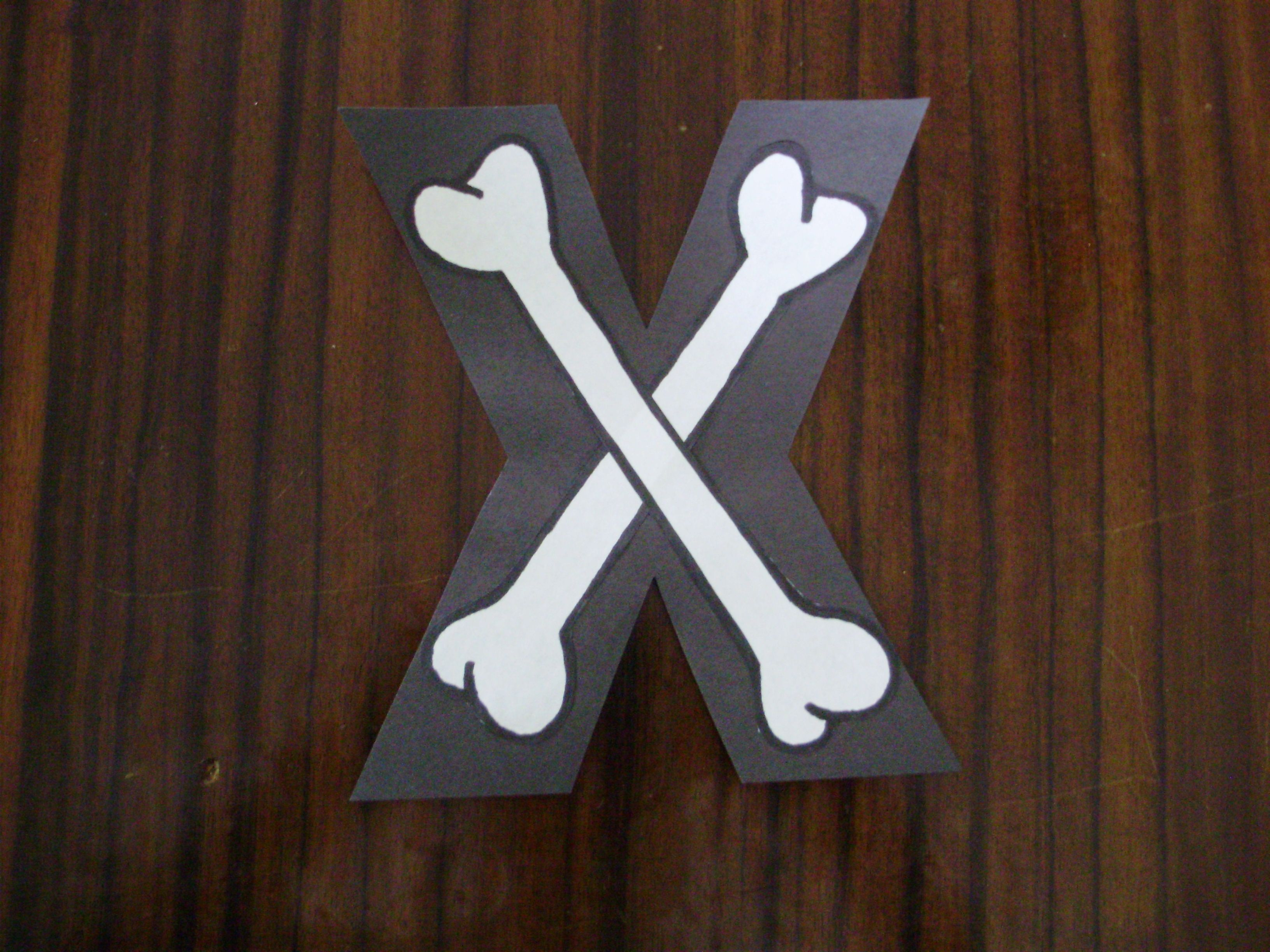 X Is For Mr X Ray Houghton Mifflin Alphafriends
