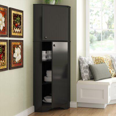 Door Corner Storage Cabinet