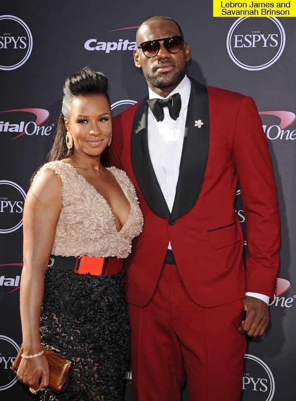 Lebron James Wedding Could Happen This Weekend Lebron James Wedding Lebron James And Wife Nike Inspiration