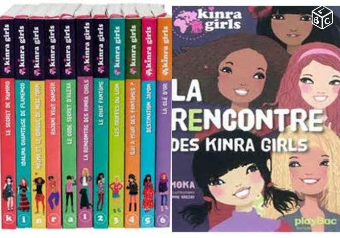 collection kinra girls livres paris lectures enfant du cp au ce2 pinterest. Black Bedroom Furniture Sets. Home Design Ideas