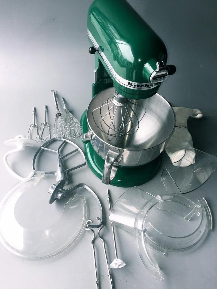 Kitchenaid Kp2671x Empire Green Professional 6 Qt Stand Mixer 525 Watt Heavyduty