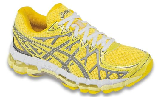 Gel Kayano 20 Lite Show Womens Running Shoes Asics