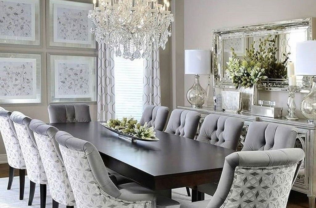 40 Inspiring Dining Room Table Design with Modern Style ...